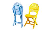 صندلی پلاستیکی تاشو