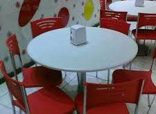 نمایندگی فروشنده صندلی پلاستیکی رستوران ارزان