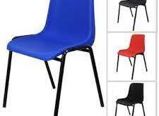 پخش انواع صندلی پلاستیکی