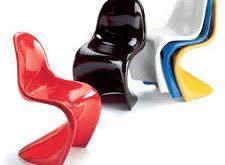 صندلی پلاستیکی پلیمری مرغوب