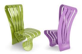 صندلی پلاستیکی فانتزی