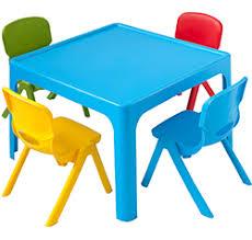 میز و صندلی تحریر پلاستیکی کودک