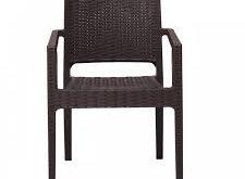 صندلی پلاستیکی دسته دار مناسب
