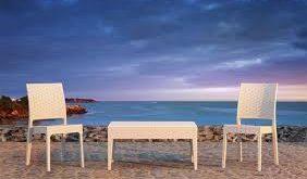 صندلی پلاستیکی پلیمری