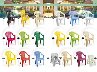 صندلی پلاستیکی ایرانی