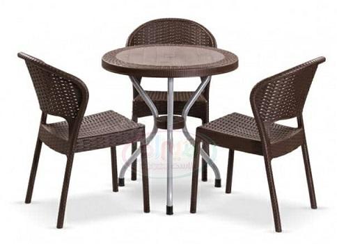 میز صندلی پلاستیکی