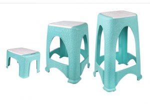 تولید چهارپایه پلاستیکی