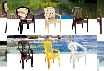 خرید صندلی پلاستیکی دسته دار
