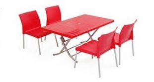 صندلی پلاستیکی رستورانی
