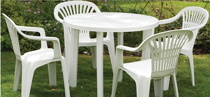 قیمت میز صندلی باغی