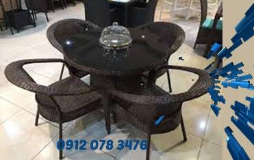 تولید میز و صندلی پلاستیکی