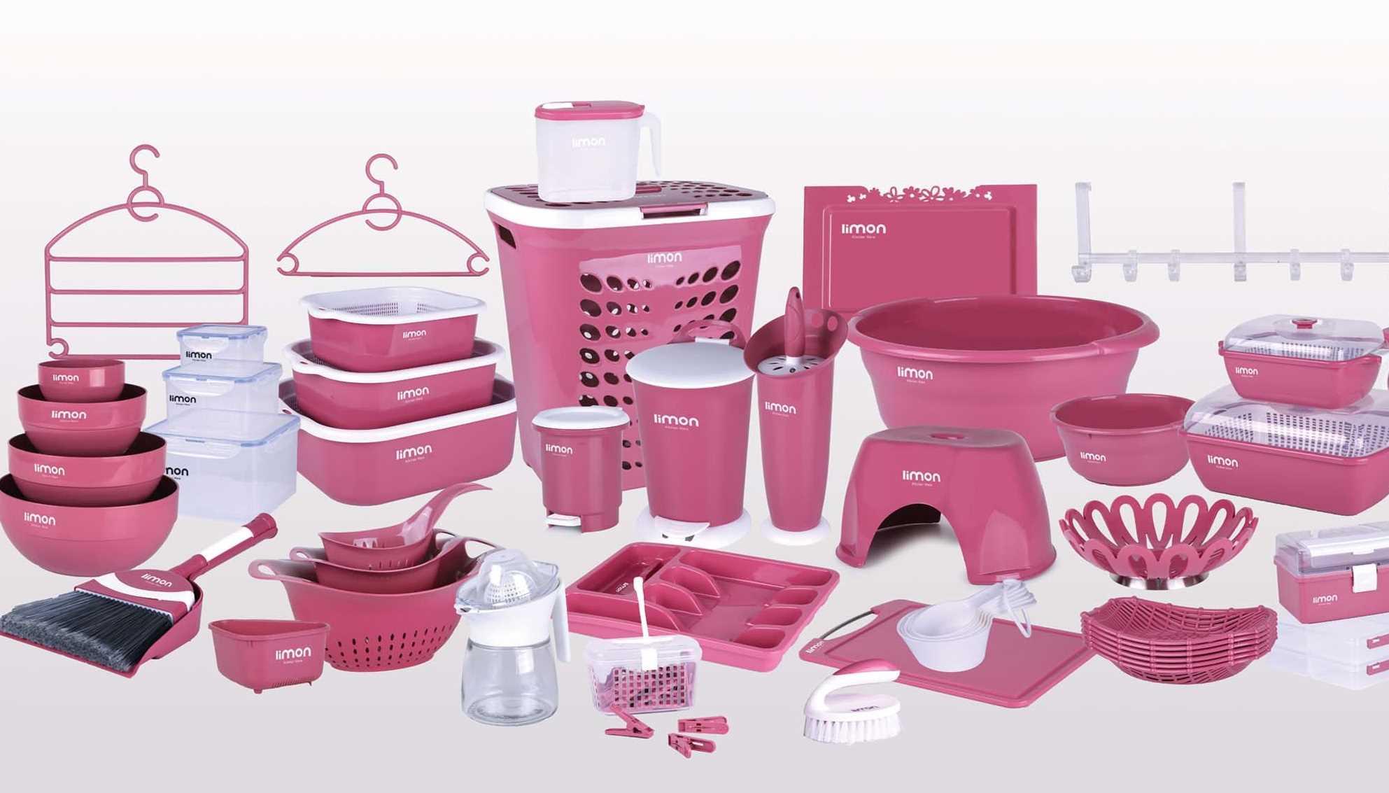 لوازم پلاستیکی آشپزخانه
