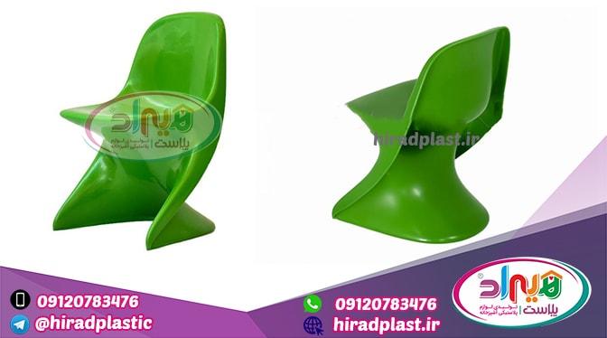 صندلی پلاستیکی رامو