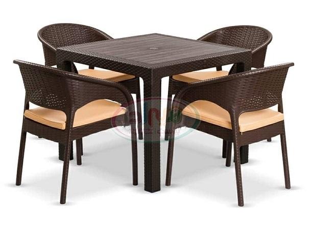 بورس میز و صندلی پلاستیکی تهران